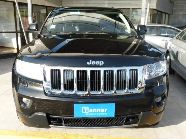 Jeep Grand Cherokee LIMITED año 2011