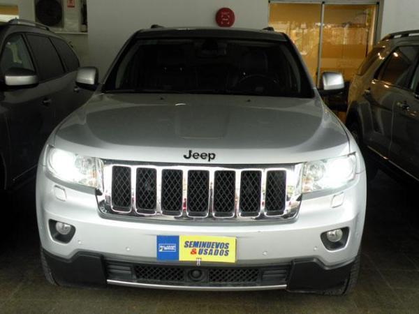 Jeep Grand Cherokee Grand Cherokee Overland 4 año 2012