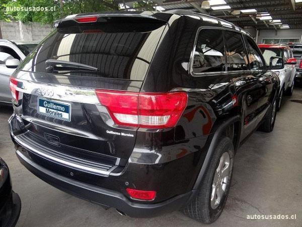 Jeep Grand Cherokee LIMITED año 2012
