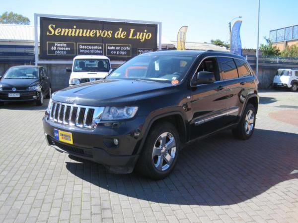 Jeep Grand Cherokee Grand Cherokee Laredo 3.6 año 2012