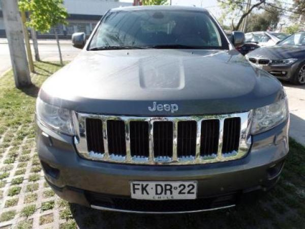 Jeep Grand Cherokee  año 2013