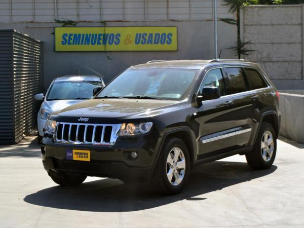 Jeep Grand Cherokee New Grand Cherokee Laredo año 2013