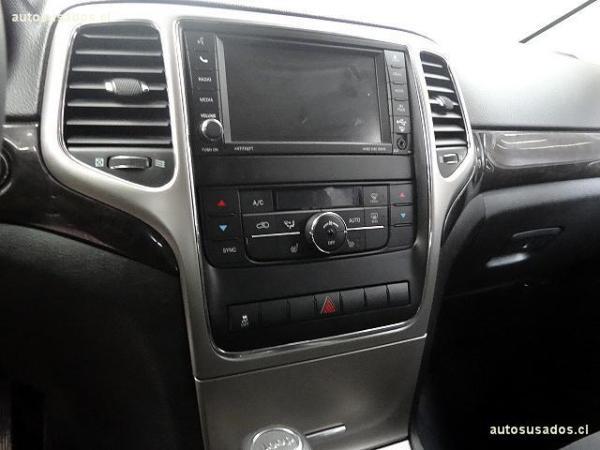 Jeep Grand Cherokee  año 2013