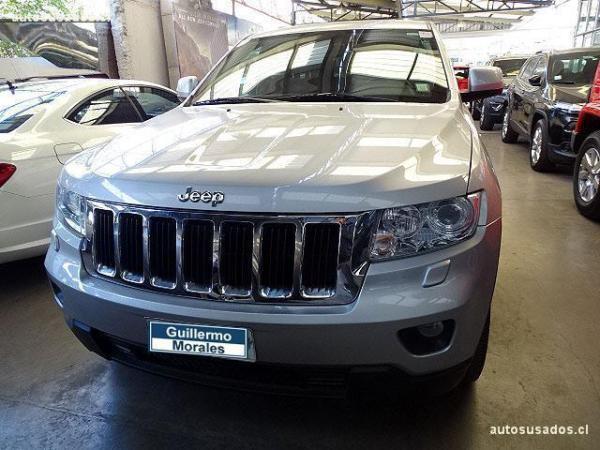 Jeep Grand Cherokee LAREDO 3.6L año 2013