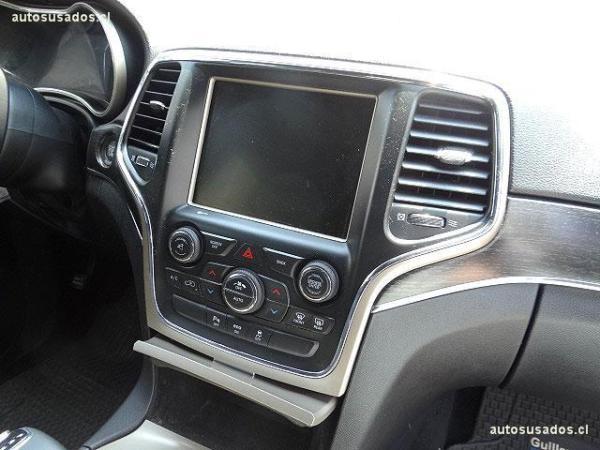 Jeep Grand Cherokee LIMITED 3.6 año 2013