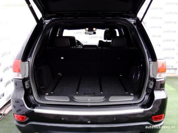 Jeep Grand Cherokee Limited 4x4 3.6 año 2013