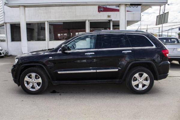 Jeep Grand Cherokee LIMITED 3.0 año 2013