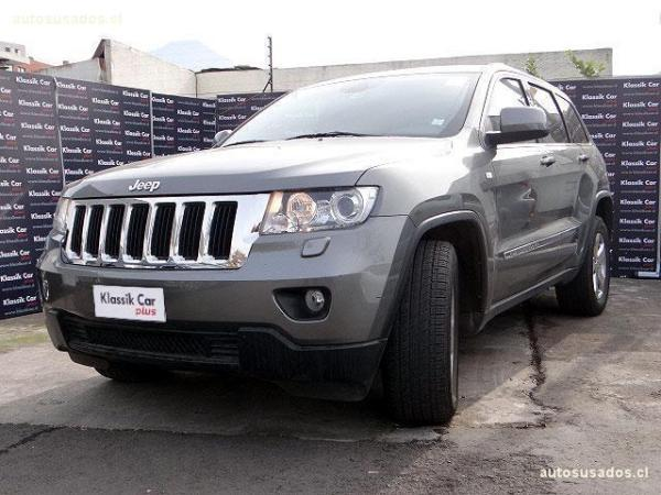 Jeep Grand Cherokee LAREDO 3.6 año 2013