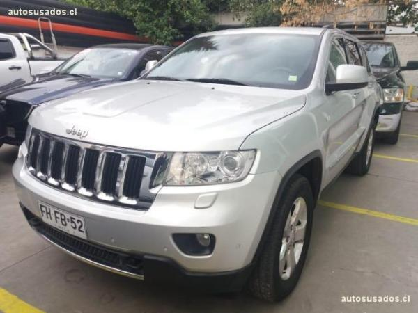 Jeep Grand Cherokee LIMITED 3.0 CRD AT 4X4 año 2013