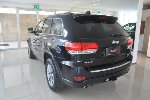 Jeep Grand Cherokee Limited 4WD AT año 2014