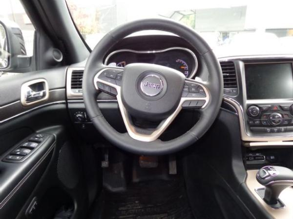 Jeep Grand Cherokee 3.6 EQUI año 2014