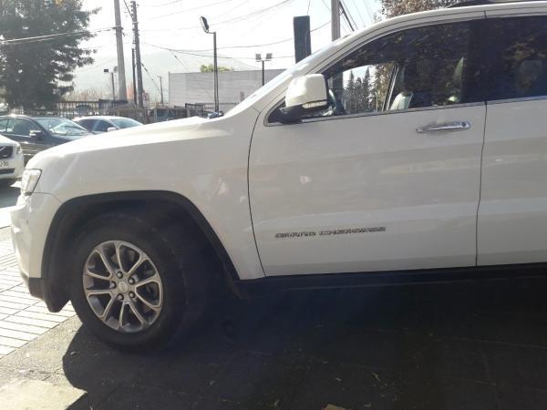 Jeep Grand Cherokee Limited 4X4 3.6 Auto año 2014