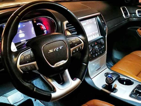 Jeep Grand Cherokee SRT 6.4 año 2014