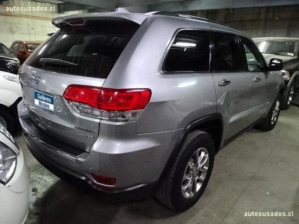 Jeep Grand Cherokee LIMITED año 2014