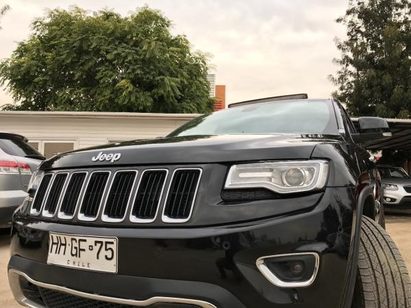 Jeep Grand Cherokee 3.6 LIMITED 4X4 año 2015
