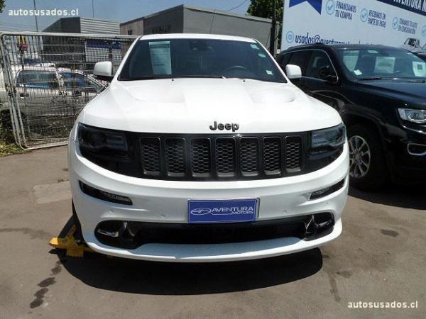 Jeep Grand Cherokee SRT año 2015