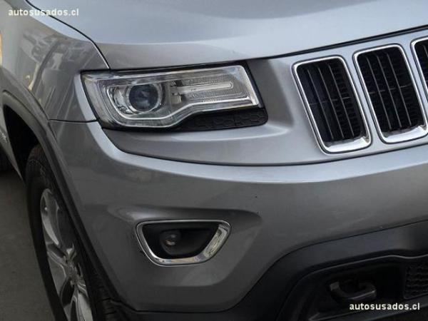 Jeep Grand Cherokee 3.6 LAREDO 4X4 año 2015