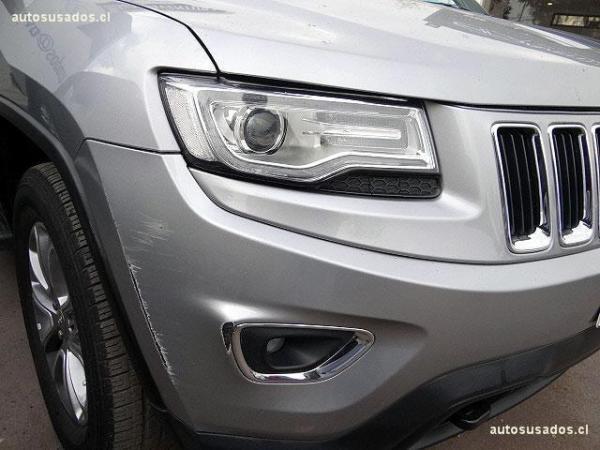 Jeep Grand Cherokee NEW GRAND CHEROKEE LAREDO año 2015