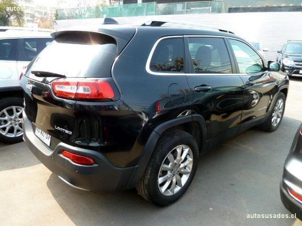Jeep Grand Cherokee LTD año 2015