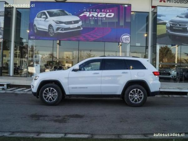 Jeep Grand Cherokee LIMITED año 2016