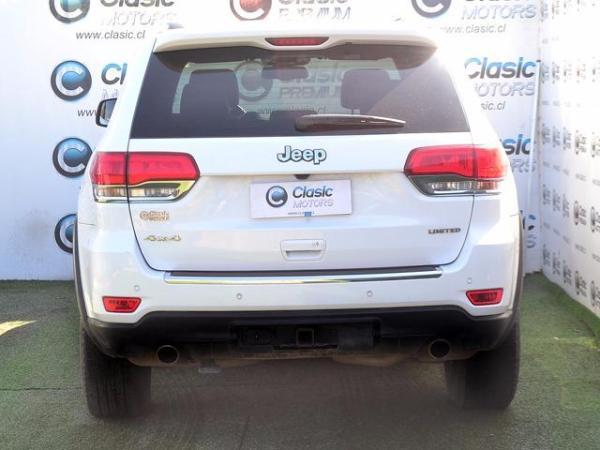 Jeep Grand Cherokee  año 2016