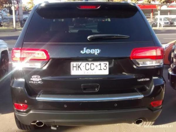 Jeep Grand Cherokee LIMITED 4X4 AT año 2016