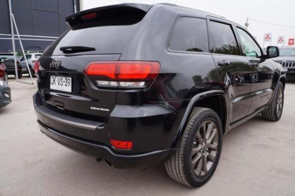 Jeep Grand Cherokee LIMITED año 2017