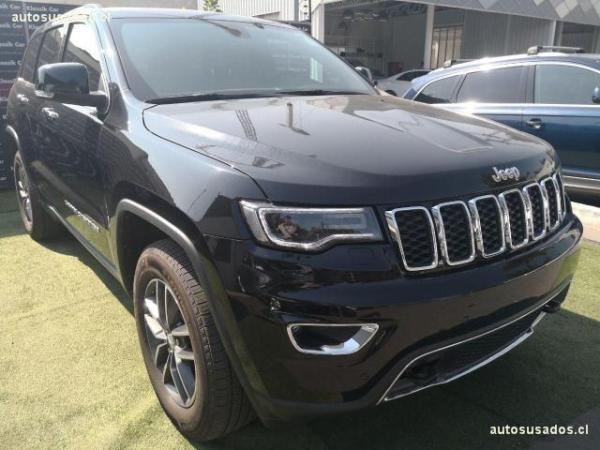 Jeep Grand Cherokee limited año 2017