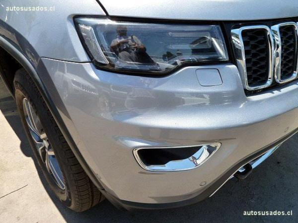 Jeep Grand Cherokee LTD 4X4 3.6 . año 2017