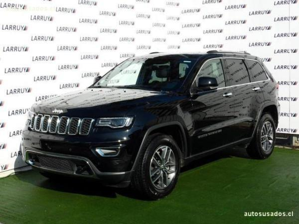 Jeep Grand Cherokee LTD LX 4x4 3.6 año 2017