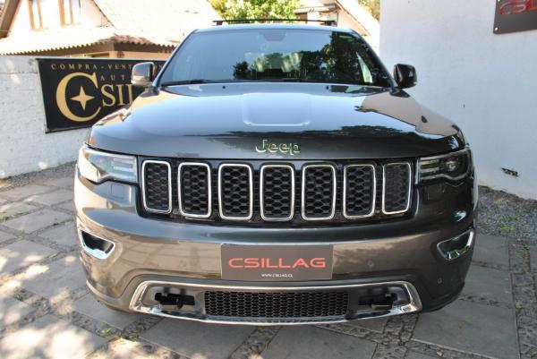 Jeep Grand Cherokee LTD 3.6 año 2018