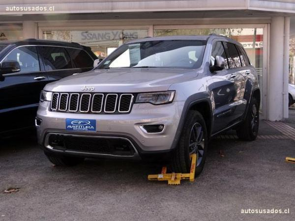 Jeep Grand Cherokee LIMITED 4X4 3.6 año 2018