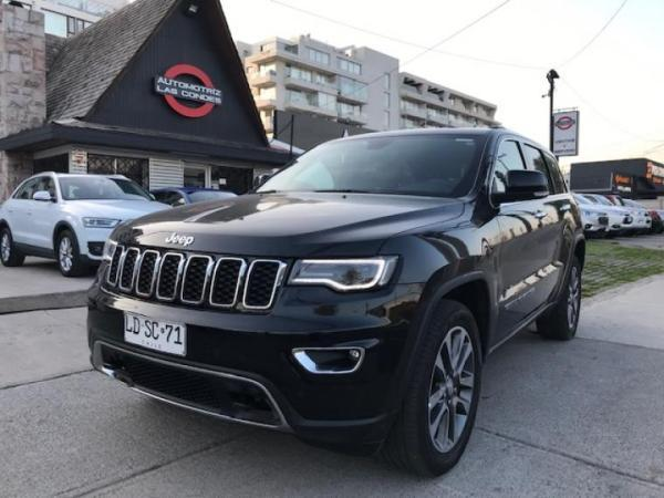 Jeep Grand Cherokee LIMITED año 2019