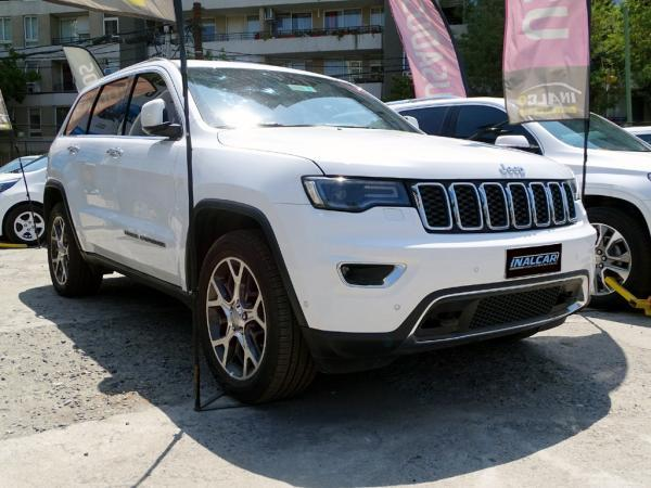 Jeep Grand Cherokee LIMITED año 2020