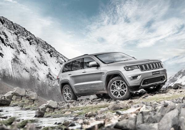 Jeep Grand Cherokee  año 2020