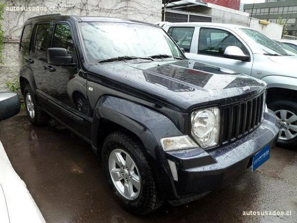 Jeep Liberty  año 2012