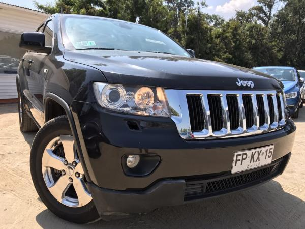 Jeep New Grand Cherokee 3.6 LIMITED AT año 2013