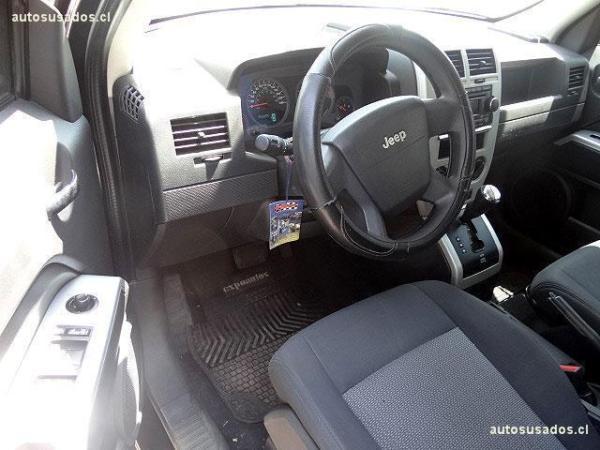 Jeep Patriot 4x4 año 2008