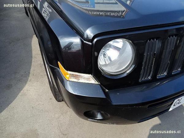Jeep Patriot 4X4 año 2010