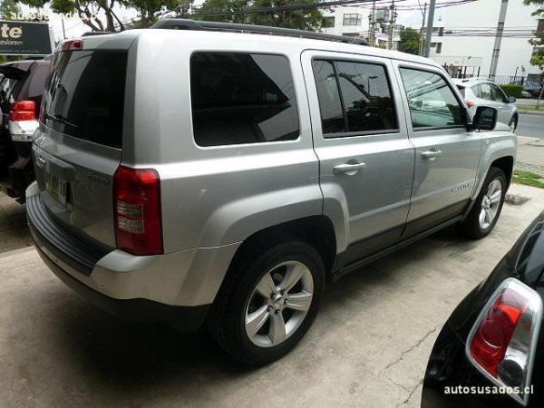 Jeep Patriot 4X4 año 2012