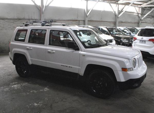 Jeep Patriot SPRING 2.4 4WD año 2013