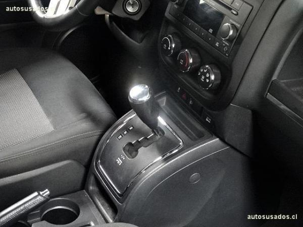 Jeep Patriot 4x4 año 2014