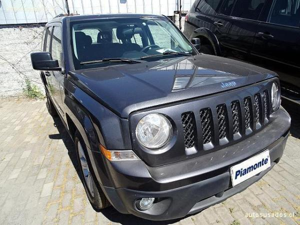 Jeep Patriot  año 2014