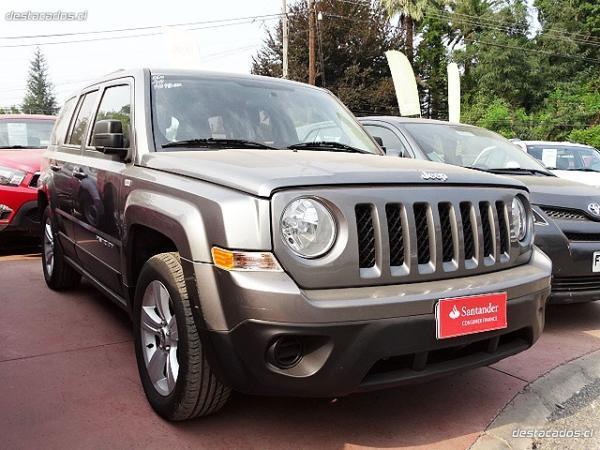 Jeep Patriot SPORT 2.4 4X4 año 2014