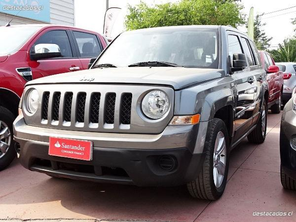 Jeep Patriot SPORT 2.4 4X4 año 2014