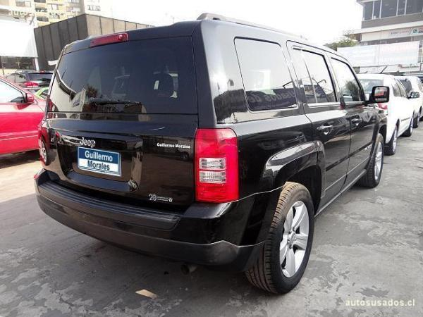 Jeep Patriot  año 2014