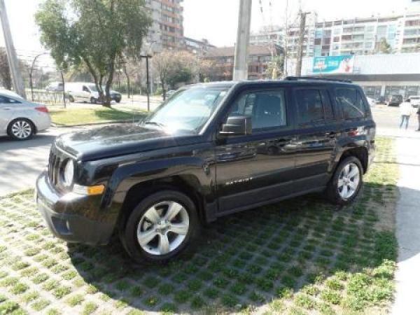 Jeep Patriot  año 2015