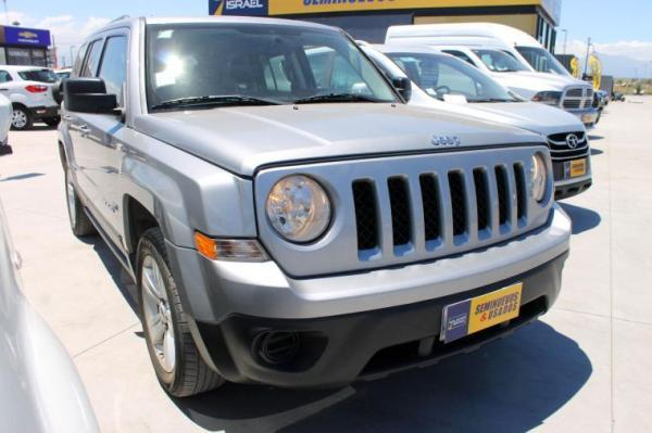 Jeep Patriot PATRIOT 4X4 2.4 año 2015
