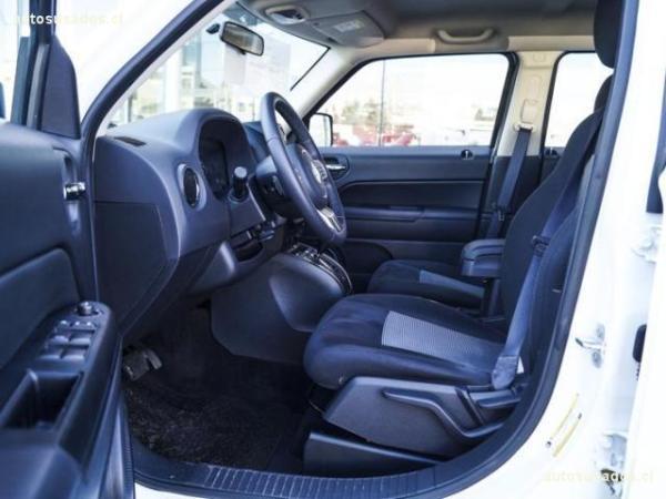 Jeep Patriot 4X4 2.4 año 2016