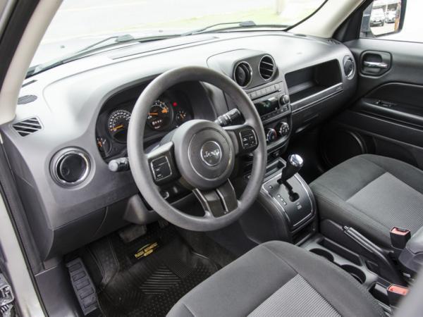 Jeep Patriot 2.4 año 2016
